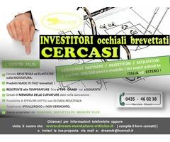 Dream ..la  soluzione  innovativa  dell'ottica  made  in  Italy  !
